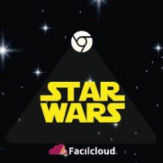 Chrome crea un escudo para proteger a fanáticos de Star Wars de Spoiler