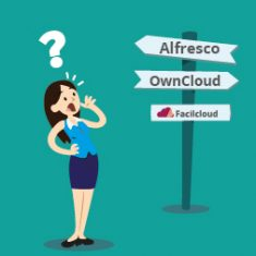 Affresco vs OwnCloud